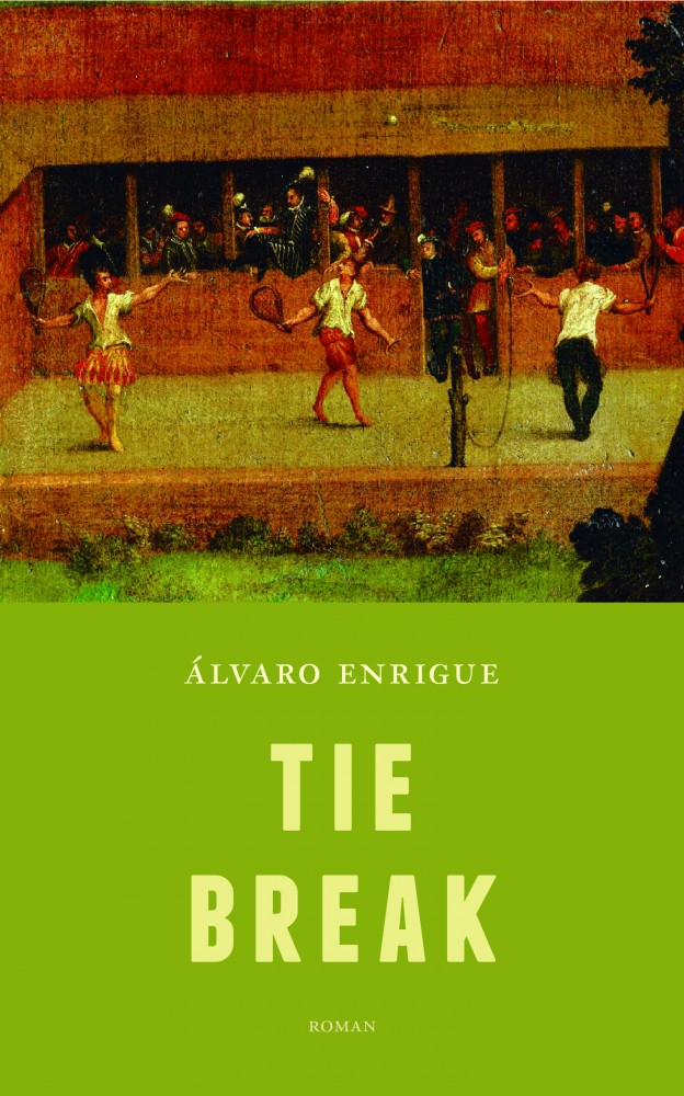 Alvaro Enrigue, Tiebreak