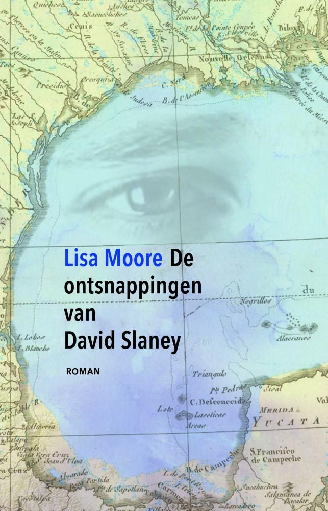 Lisa Moore omslag voorkant