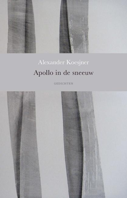 omslag Alexander Koesjner Apollo in de sneeuw