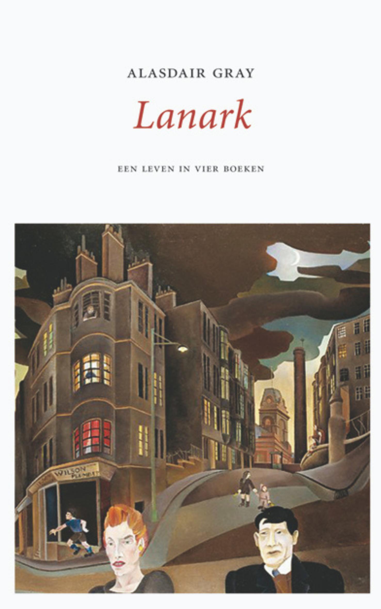 Lanark – Alasdair Gray
