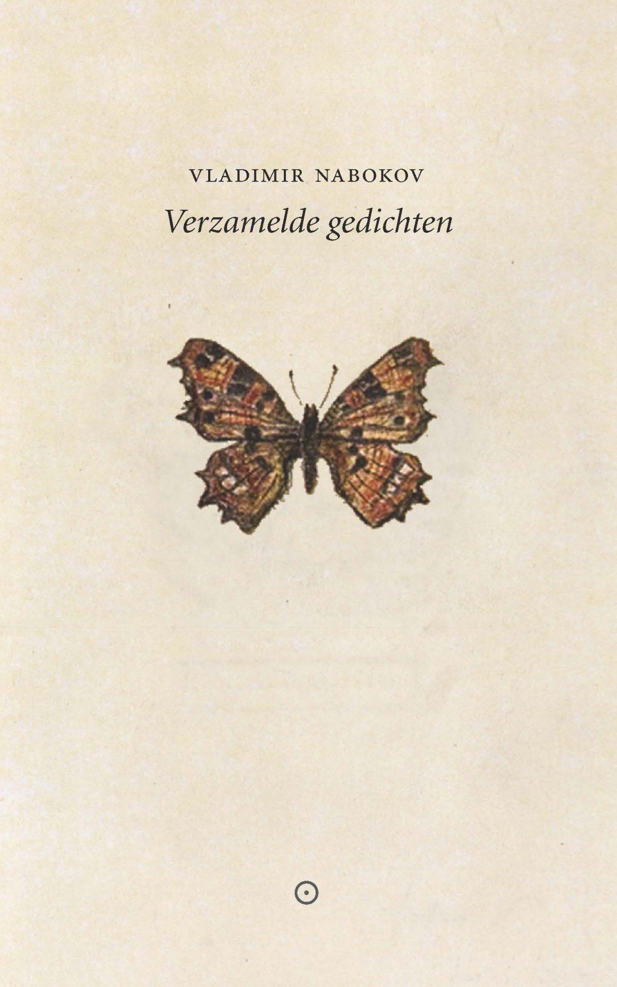 Verzamelde gedichten – Vladimir Nabokov