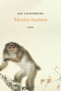 Monkey business - Jan Lauwereyns klein