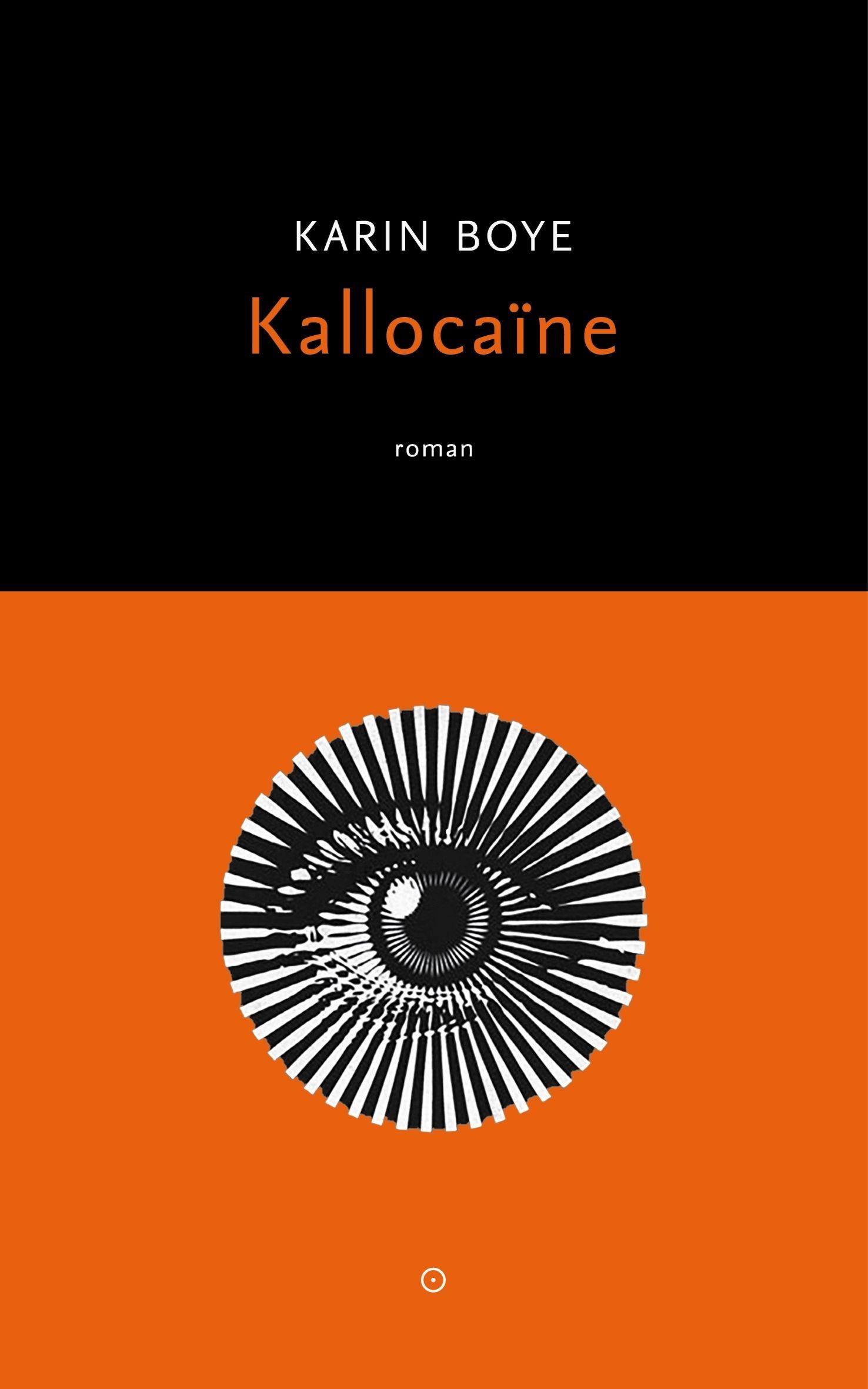 Kallocaine - Karin Boye - Uitgeverij Koppernik